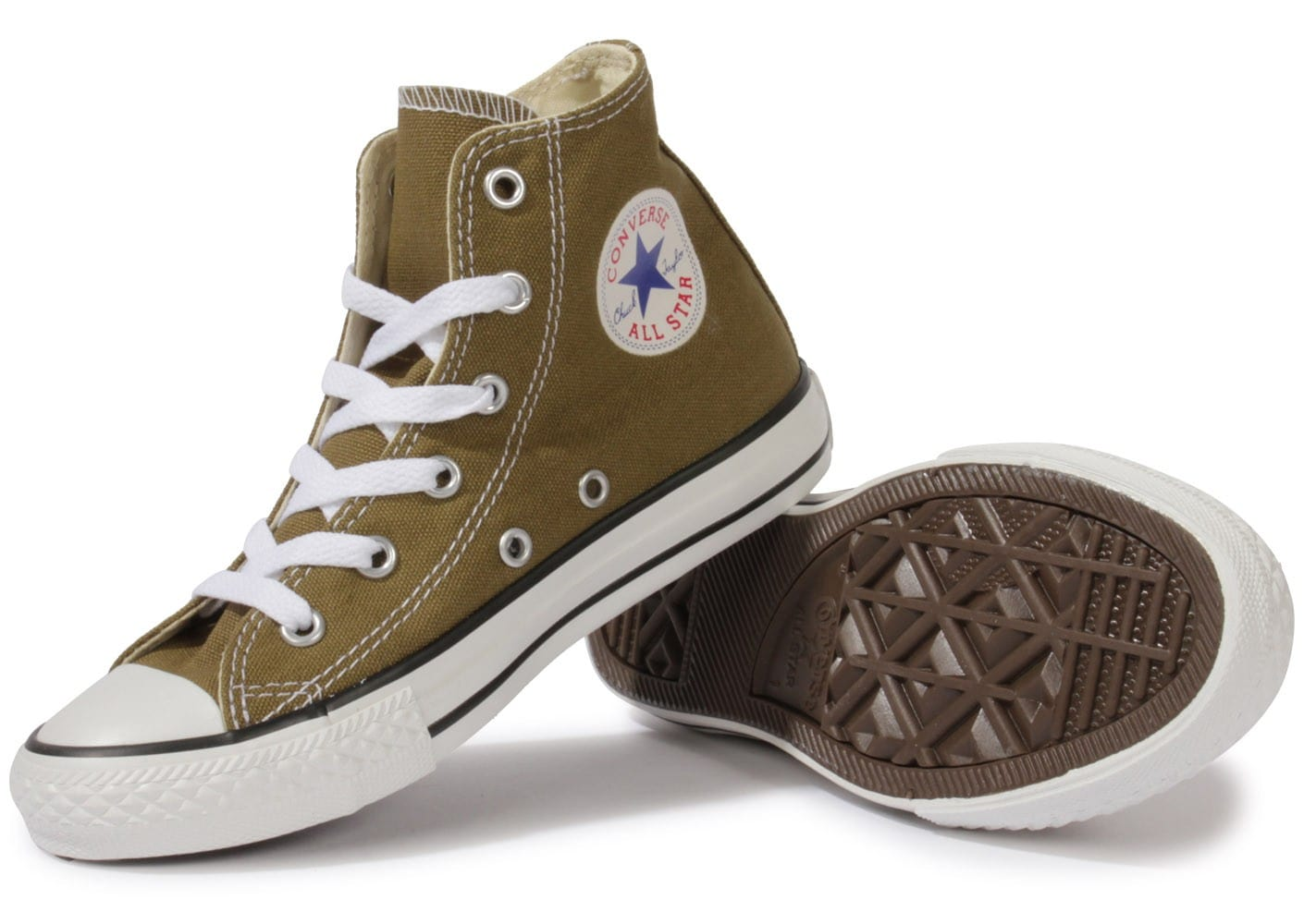 converse chuck taylor all star hi enfant cactus chaussures chaussures chausport. Black Bedroom Furniture Sets. Home Design Ideas
