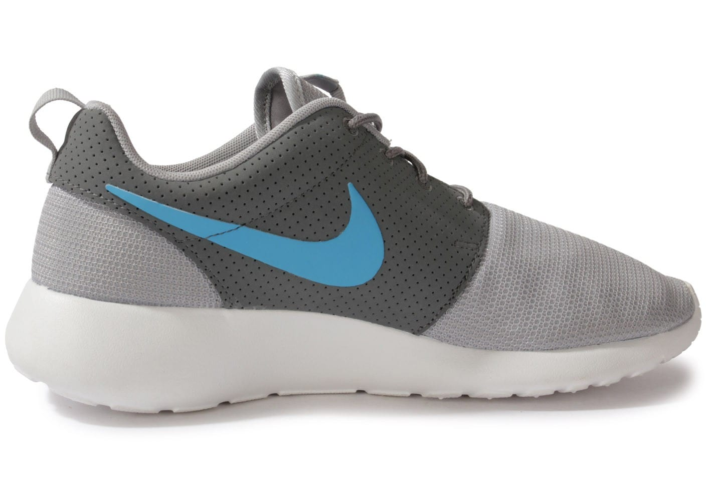 nike roshe run grise chaussures baskets homme chausport. Black Bedroom Furniture Sets. Home Design Ideas