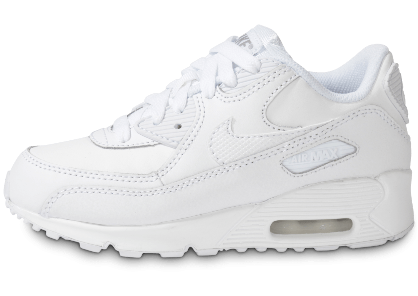 nike air max 90 blanche enfant chaussures chaussures chausport. Black Bedroom Furniture Sets. Home Design Ideas