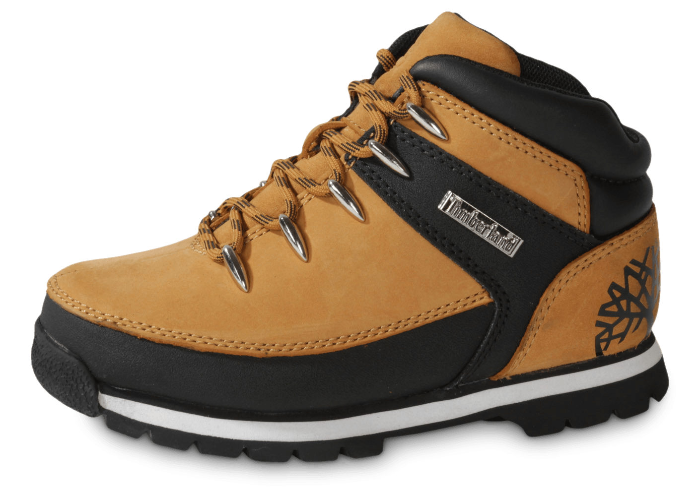timberland euro sprint enfant beige chaussures no l chausport. Black Bedroom Furniture Sets. Home Design Ideas