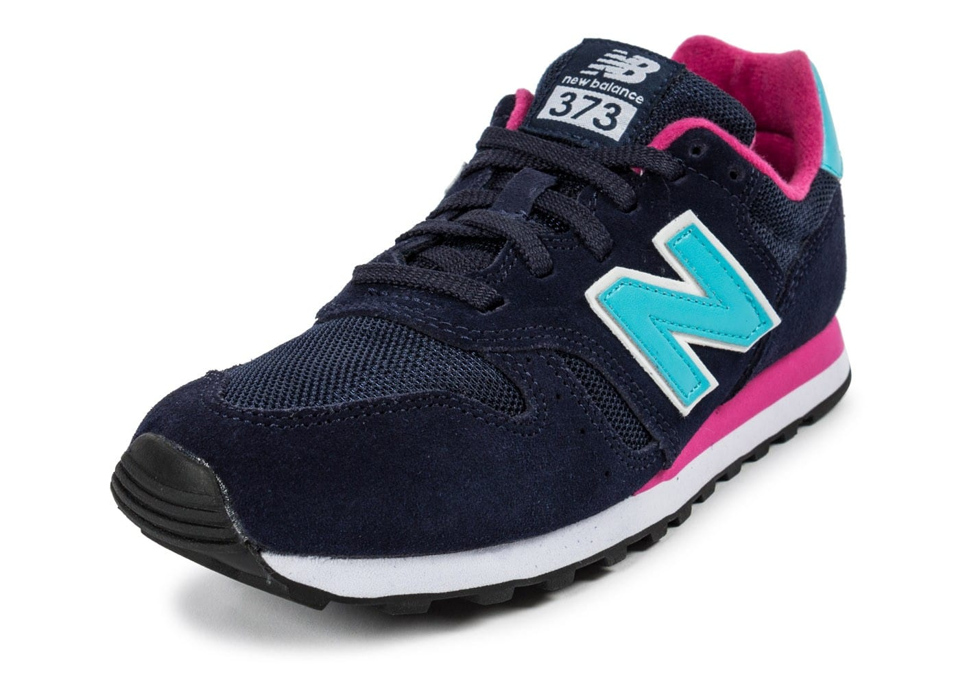 new balance w373 bleu rose