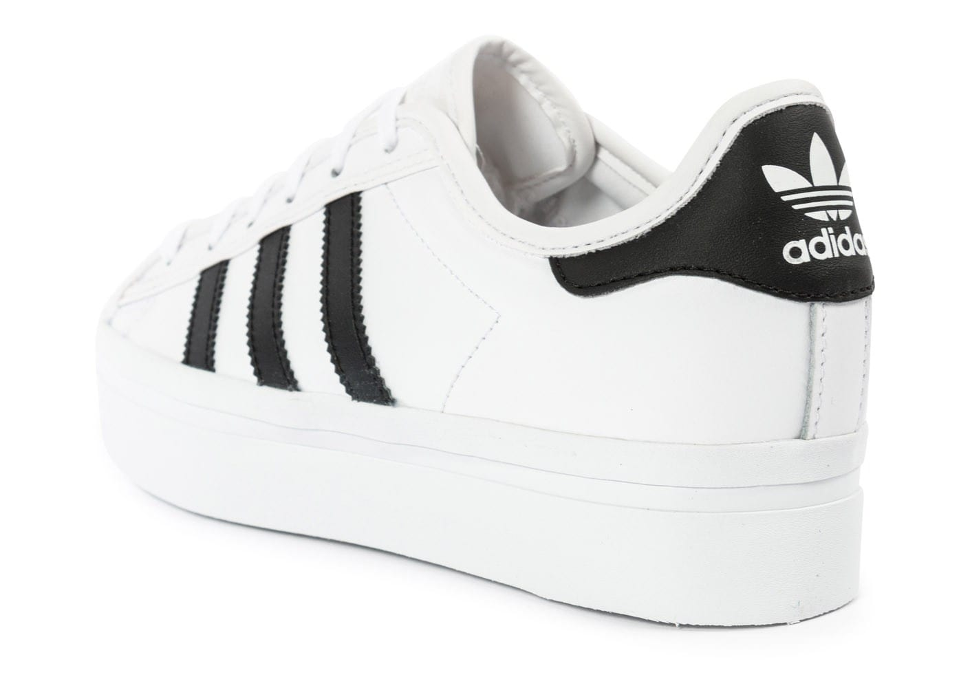 adidas Superstar Rize Plateforme blanche