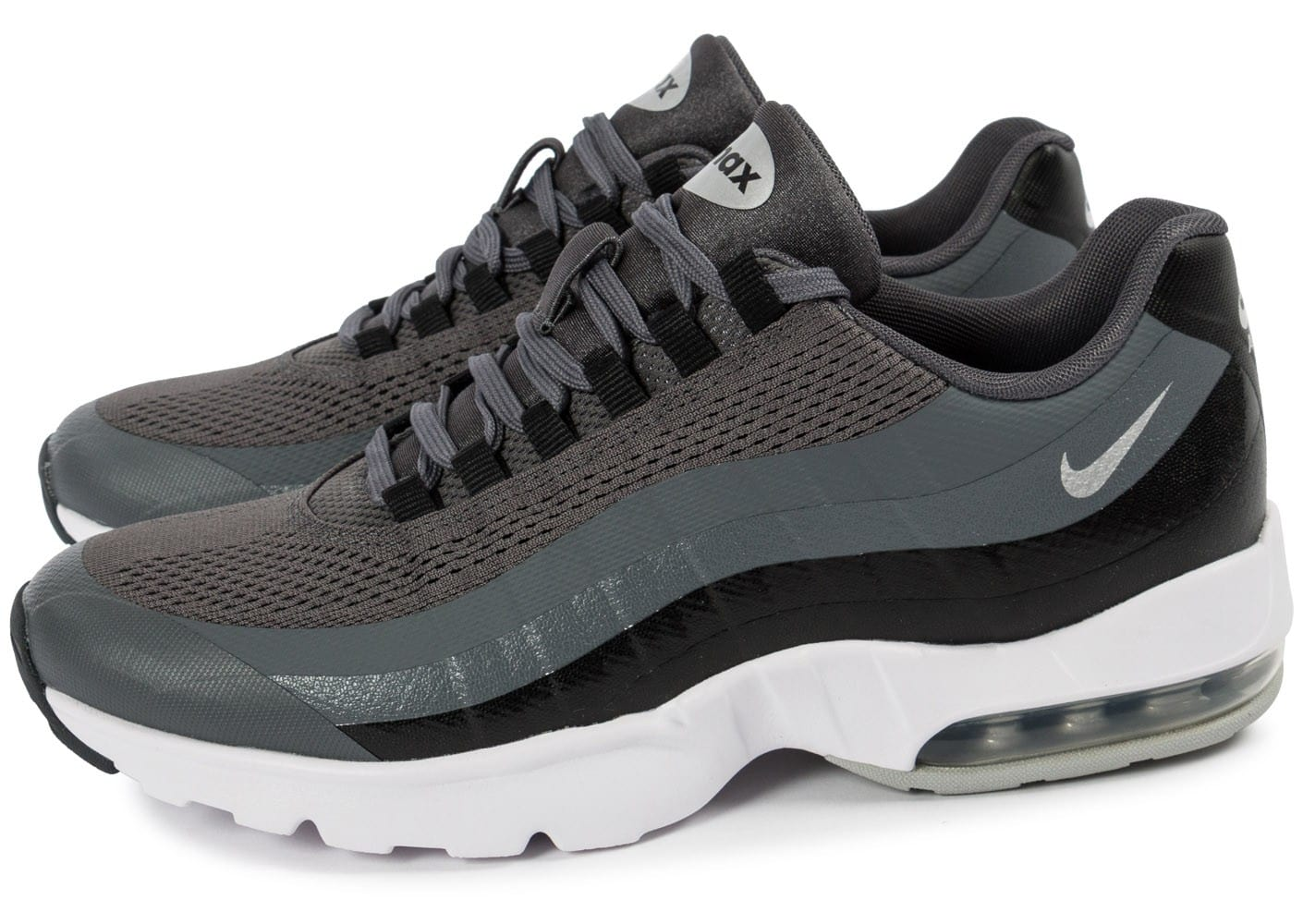 nike air max 95 ultra grise chaussures chaussures chausport. Black Bedroom Furniture Sets. Home Design Ideas