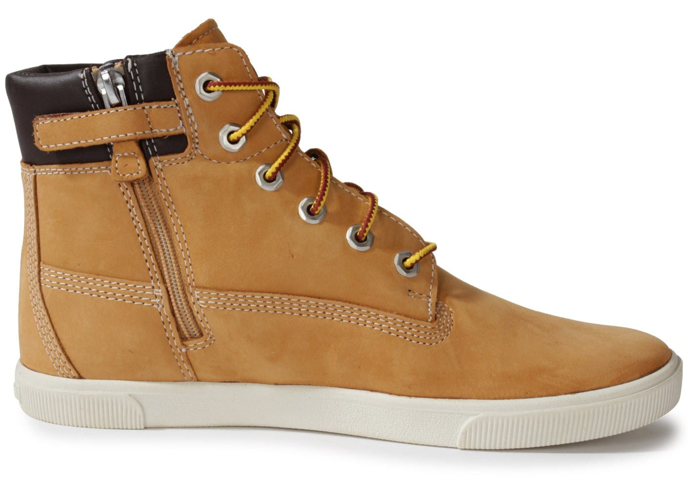 Chaussures Timberland Earthkeepers 2.0 beige vue dessus