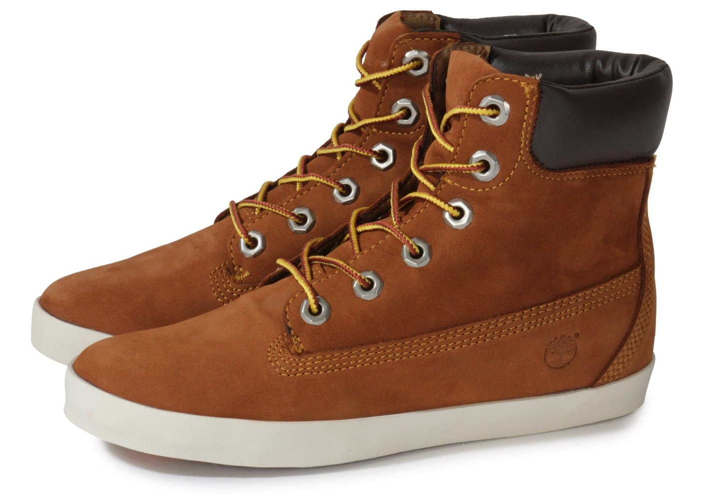 Cliquez pour zoomer Chaussures Timberland Earthkeepers Glastenbury marron vue extérieure