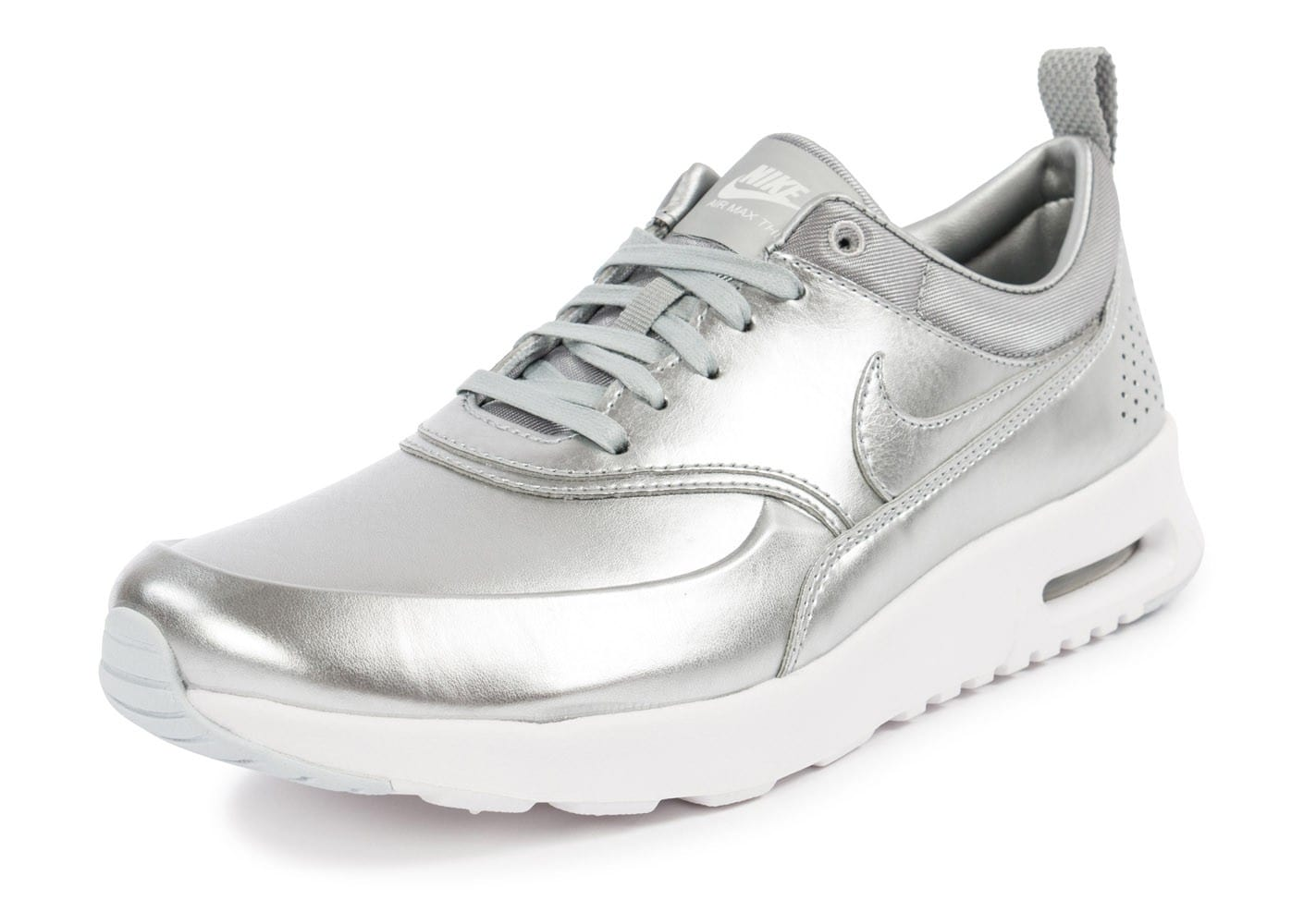 nike air max thea metallic chaussures chaussures chausport. Black Bedroom Furniture Sets. Home Design Ideas