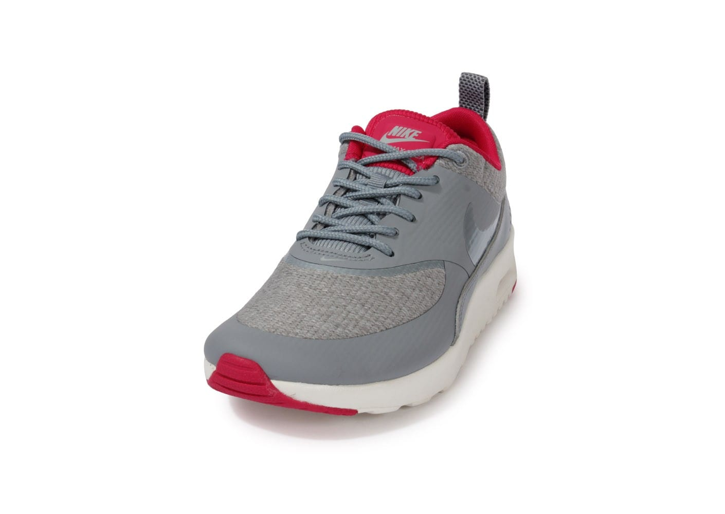nike air max thea gris rouge