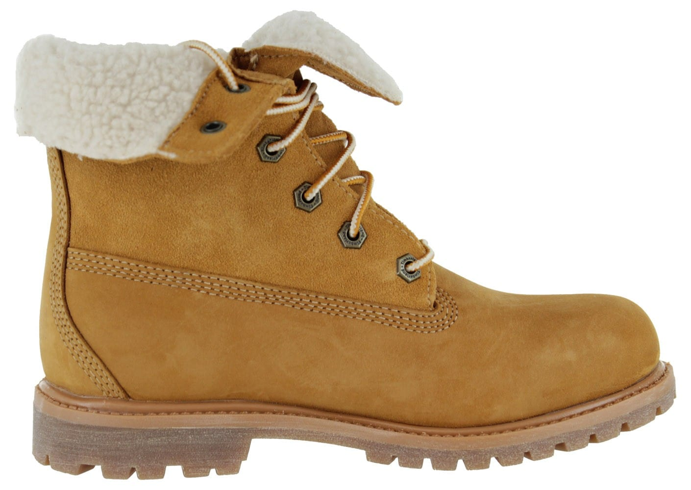 timberland boots authentics beige fourr e chaussures chaussures chausport. Black Bedroom Furniture Sets. Home Design Ideas