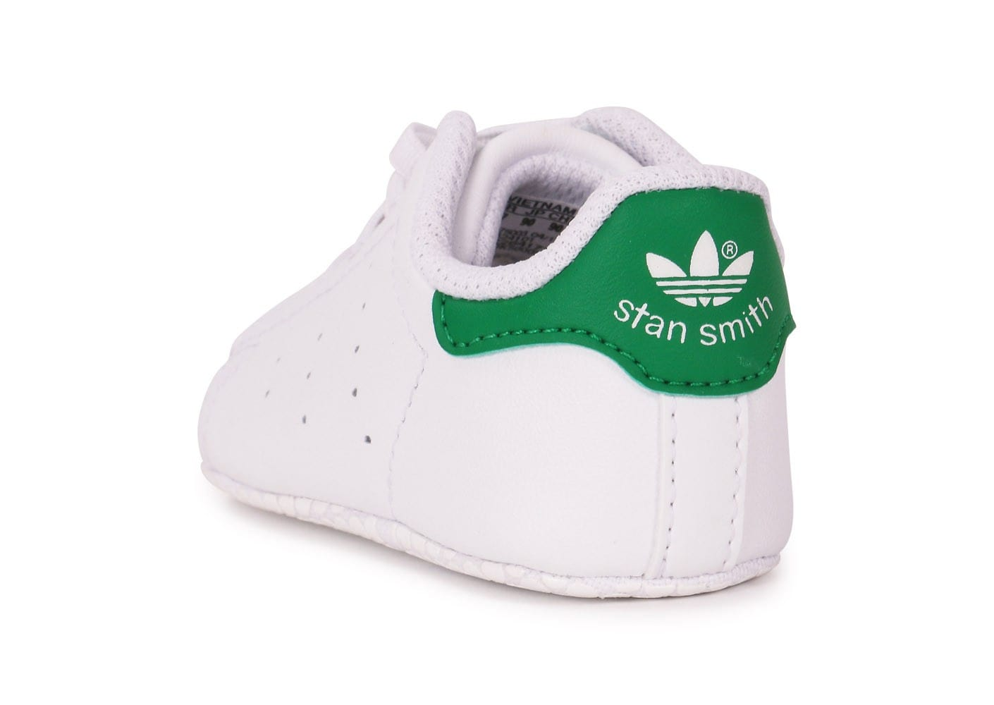 adidas stan smith b b blanche chaussures no l chausport. Black Bedroom Furniture Sets. Home Design Ideas