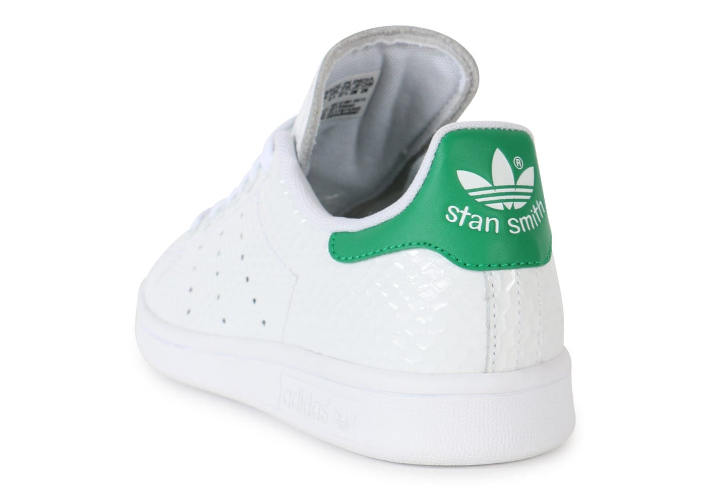 Nid Verte Et chaussures Smith D Adidas Blanche Chaussure Stan 7gb6fYy