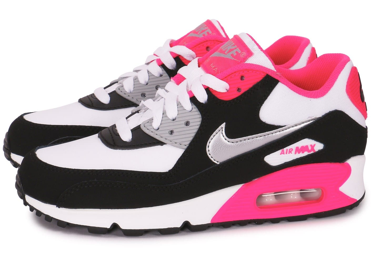Nike Air Max Blanc Et Rose
