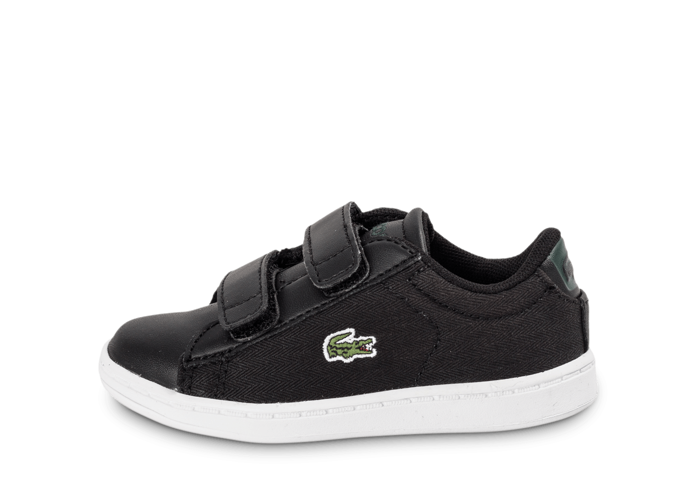 96d73a50bf chaussure lacoste bebe,chaussures lacoste carnaby evo bebe noire vue ...