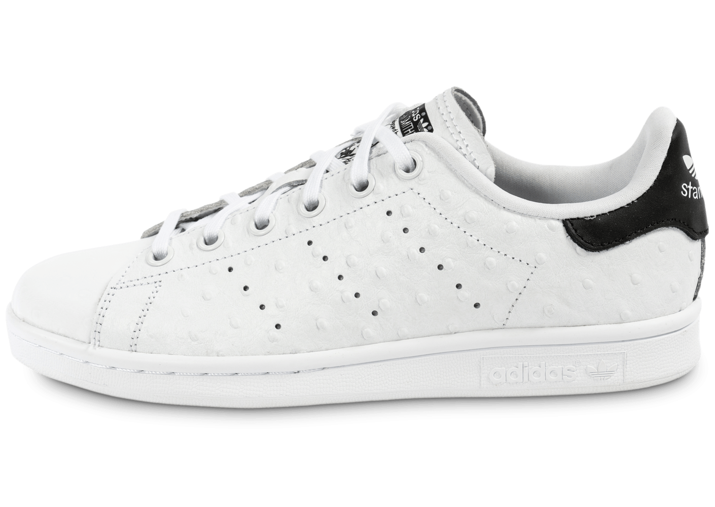 adidas stan smith junior ostrich