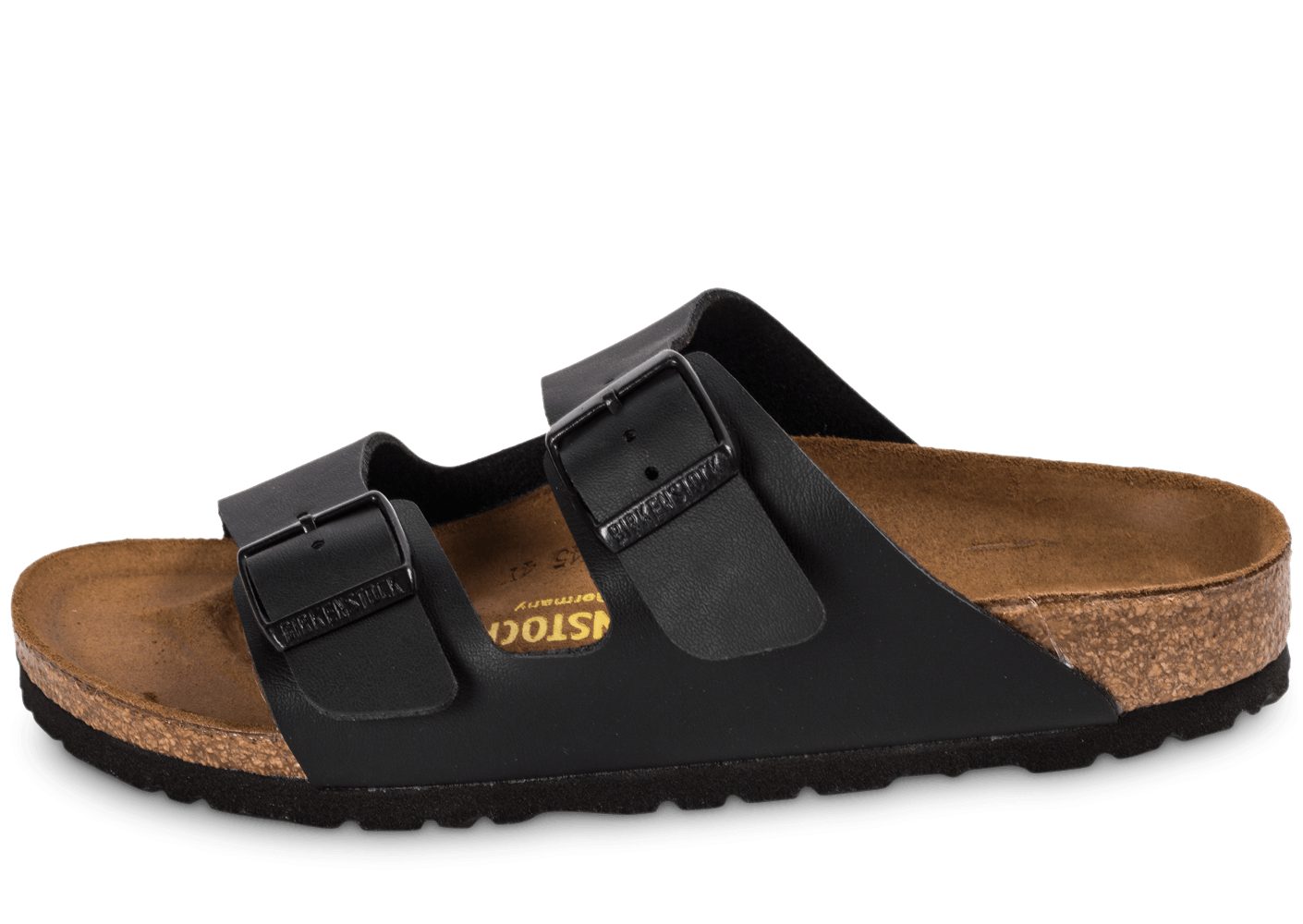 birkenstock arizona noire chaussures femme chausport. Black Bedroom Furniture Sets. Home Design Ideas