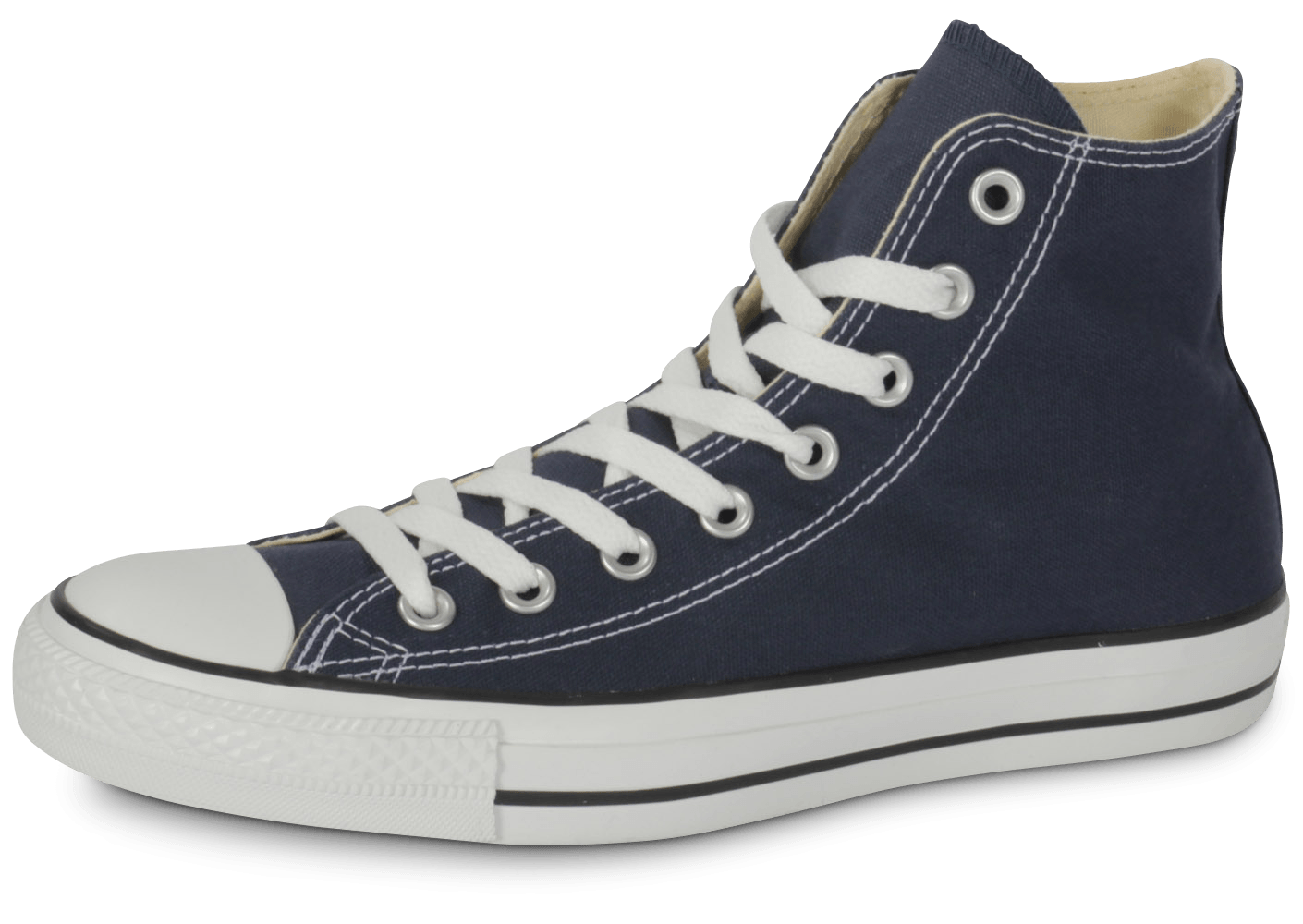 converse chuck taylor all star hi marine chaussures homme chausport. Black Bedroom Furniture Sets. Home Design Ideas