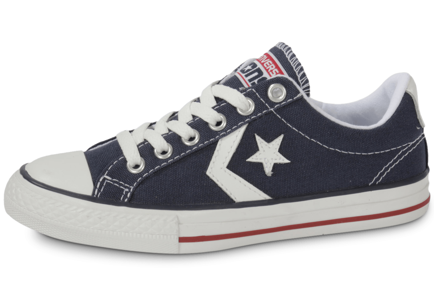 converse star player enfant bleu marine chaussures black friday chausport. Black Bedroom Furniture Sets. Home Design Ideas