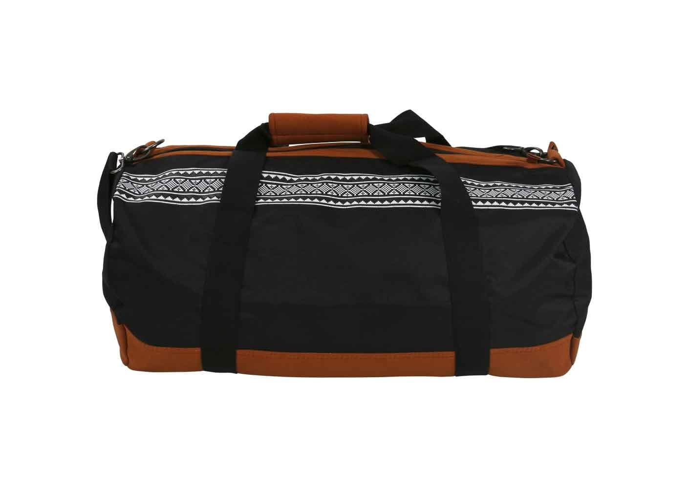 mi pac sac voyage duffel noir black friday chausport. Black Bedroom Furniture Sets. Home Design Ideas