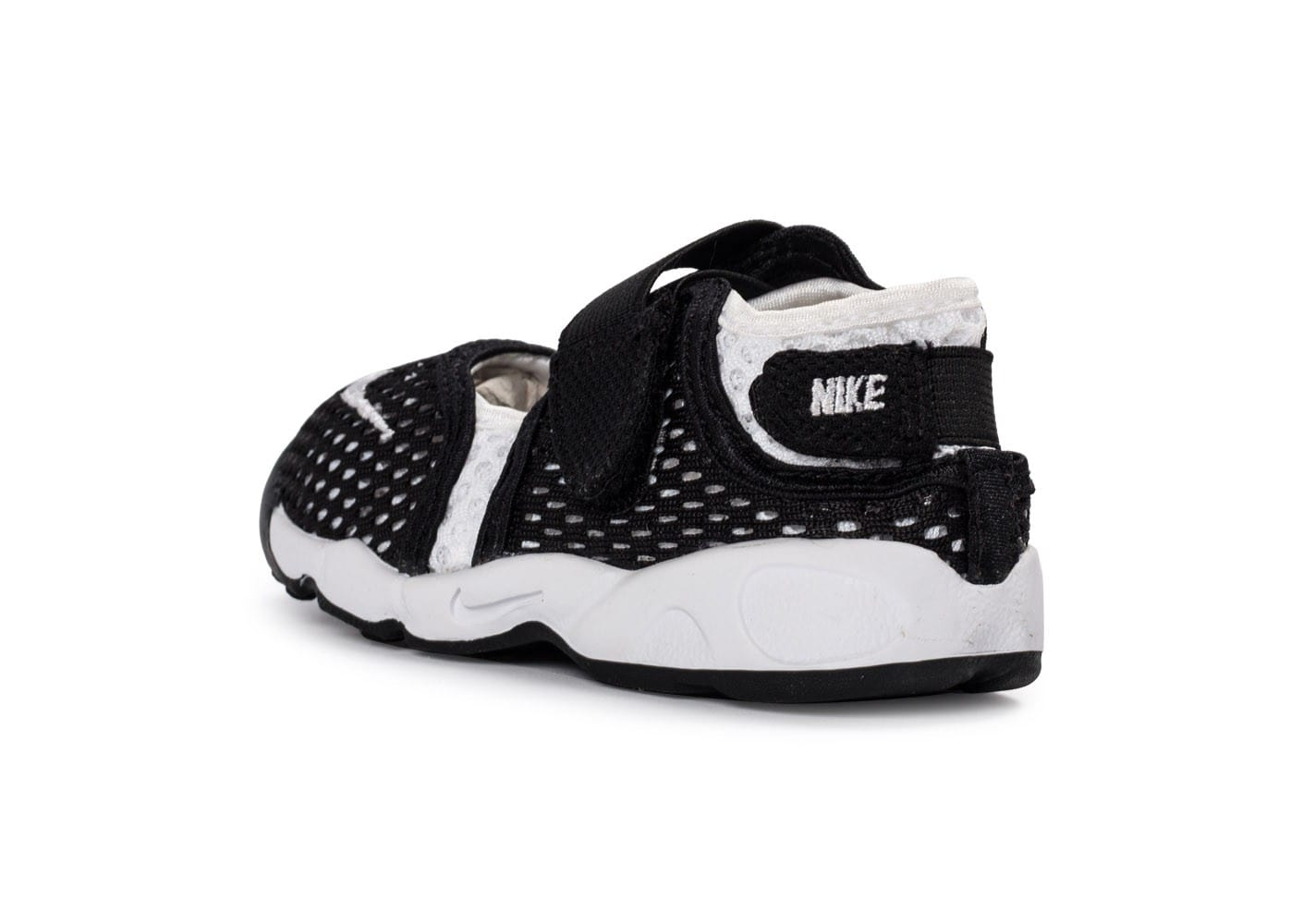 info for 57f80 07aec ... chaussures nike rift breathe bebe noire vue arriere