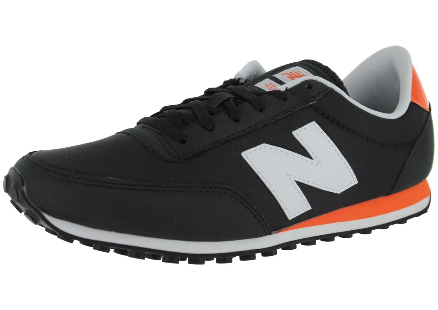 New Balance Orange Noir