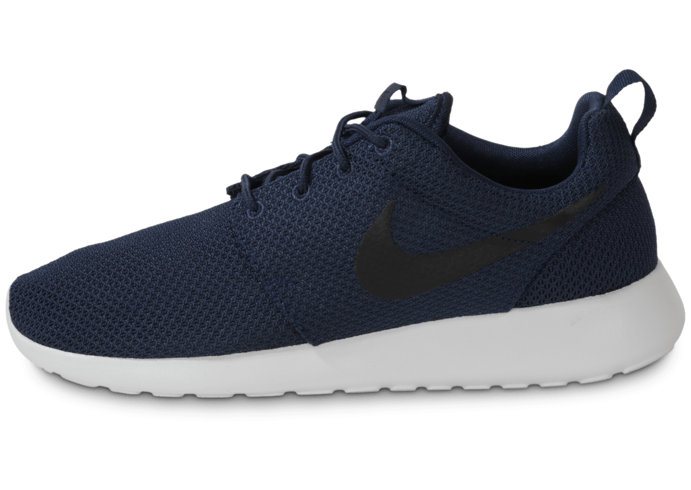 nike roshe run bleu marine chaussures homme chausport. Black Bedroom Furniture Sets. Home Design Ideas