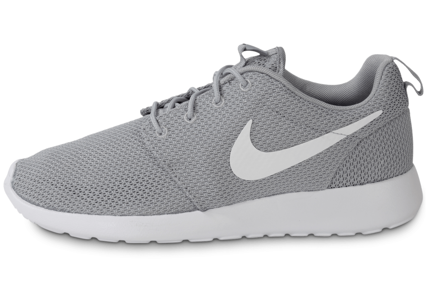 nike roshe run grise chaussures homme chausport. Black Bedroom Furniture Sets. Home Design Ideas