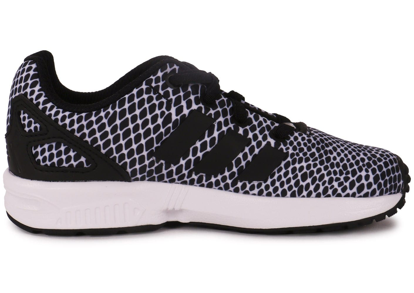 adidas zx flux b b noir et blanc chaussures adidas chausport. Black Bedroom Furniture Sets. Home Design Ideas