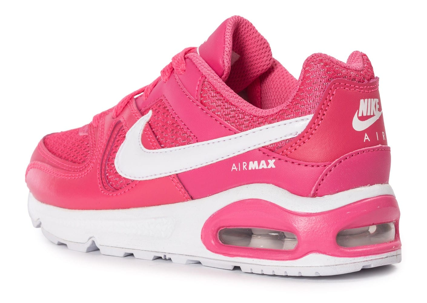 nike air max command enfant rose chaussures chaussures chausport. Black Bedroom Furniture Sets. Home Design Ideas