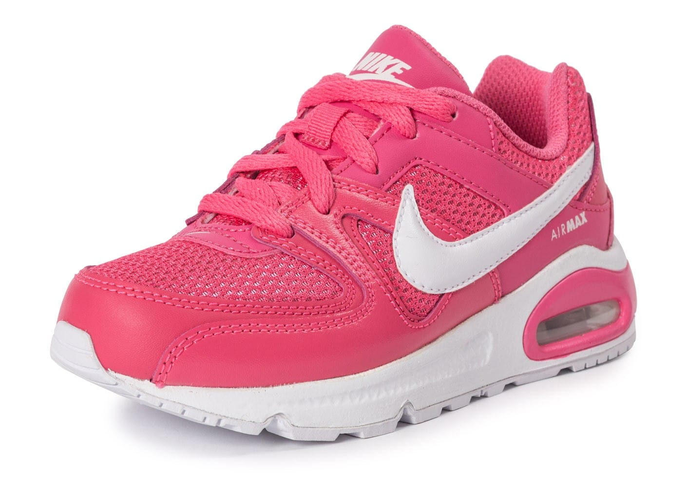 nike air max command enfant rose chaussures enfant chausport. Black Bedroom Furniture Sets. Home Design Ideas