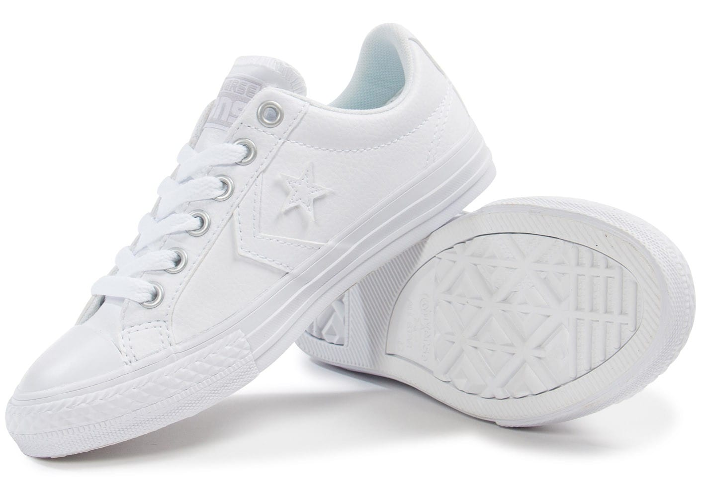 converse star player enfant blanche