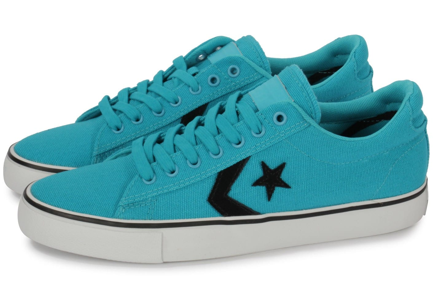 converse turquoise homme