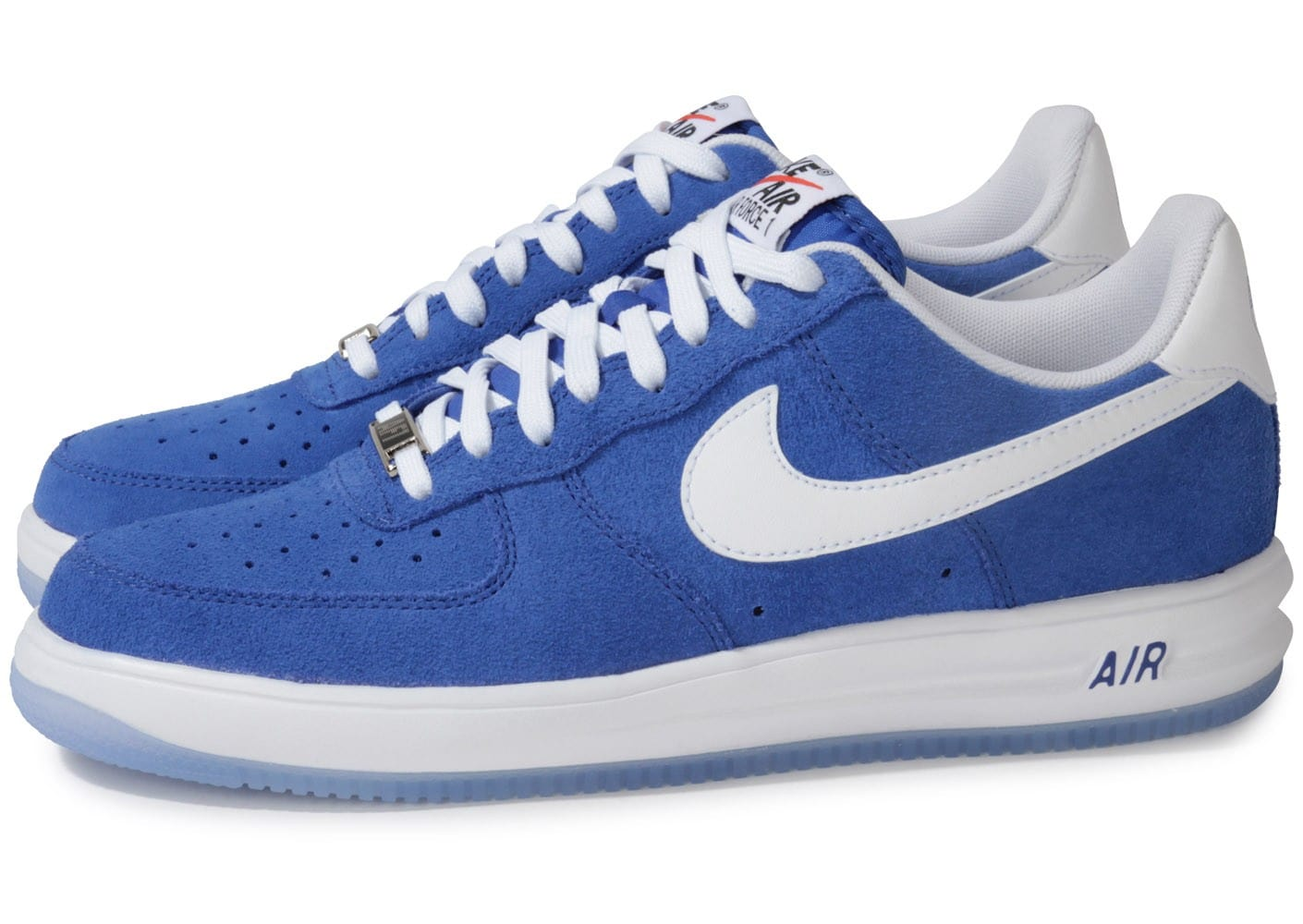 plus récent d9cae 345c9 Nike Air Force One Basse Bleu song-net.fr