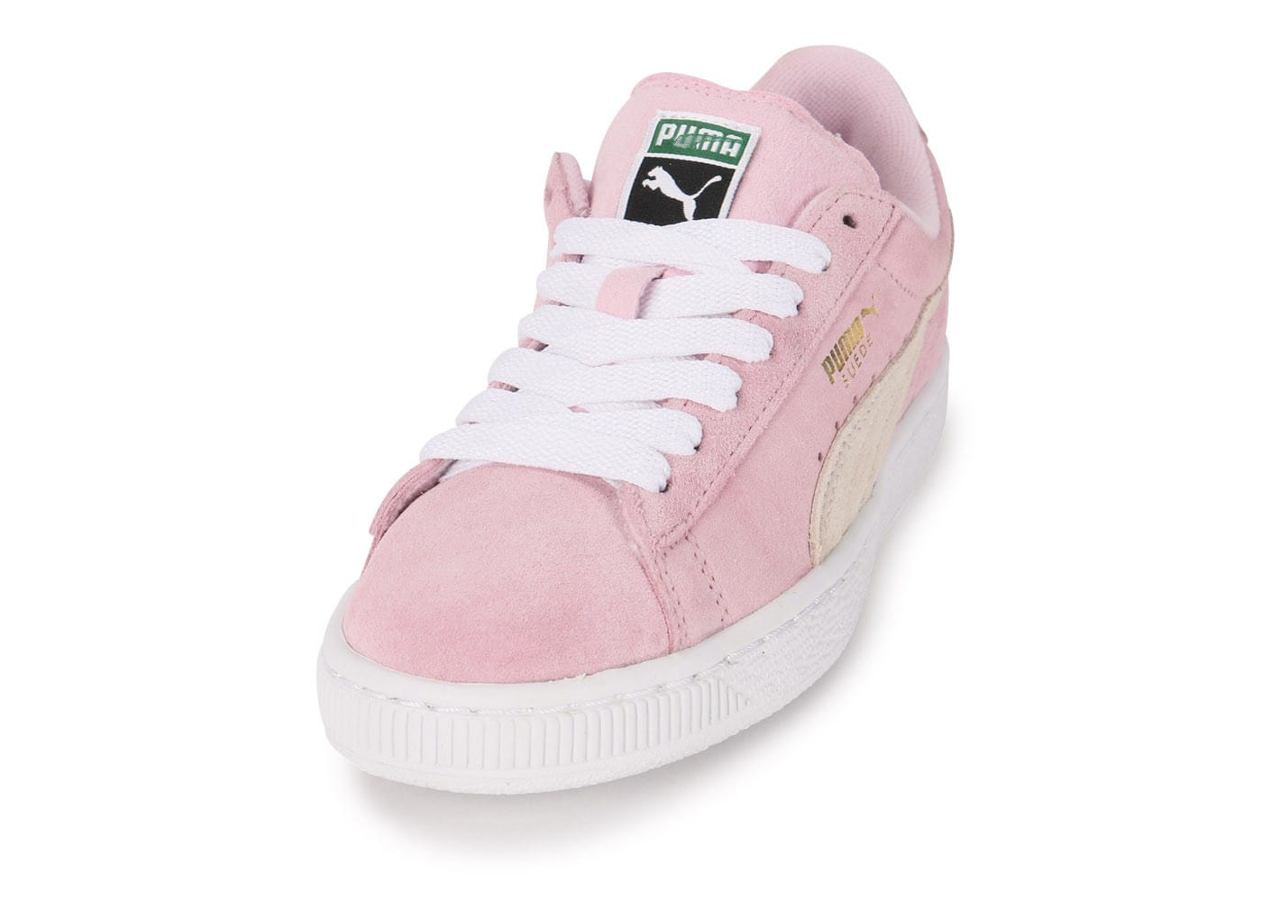 puma suede jr rose