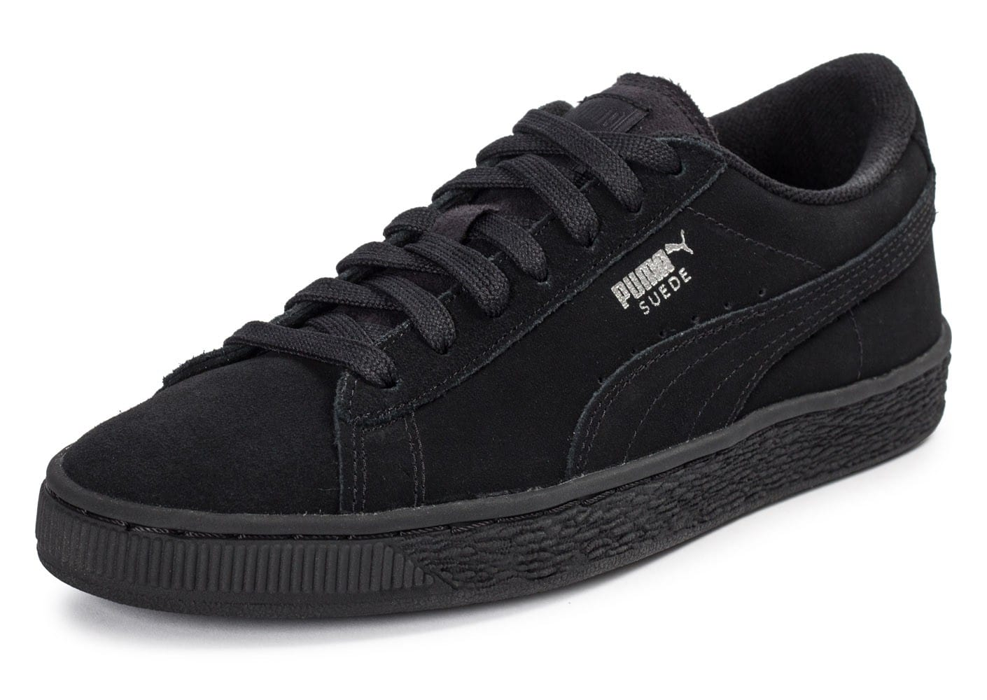 puma suede classic junior noire chaussures 50 sur le 2e article chausport. Black Bedroom Furniture Sets. Home Design Ideas