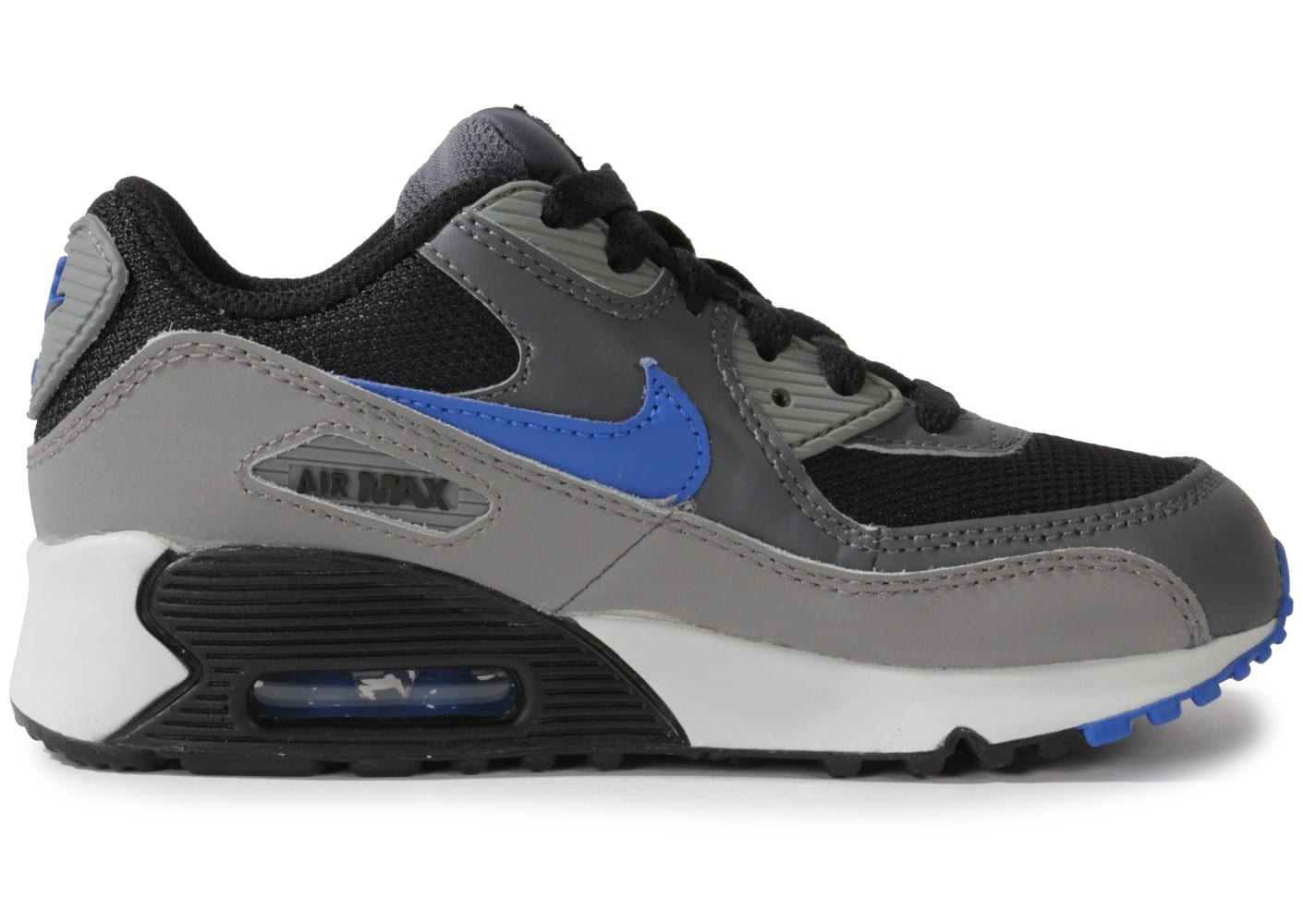 nike air max 90 enfant grise chaussures chaussures chausport. Black Bedroom Furniture Sets. Home Design Ideas