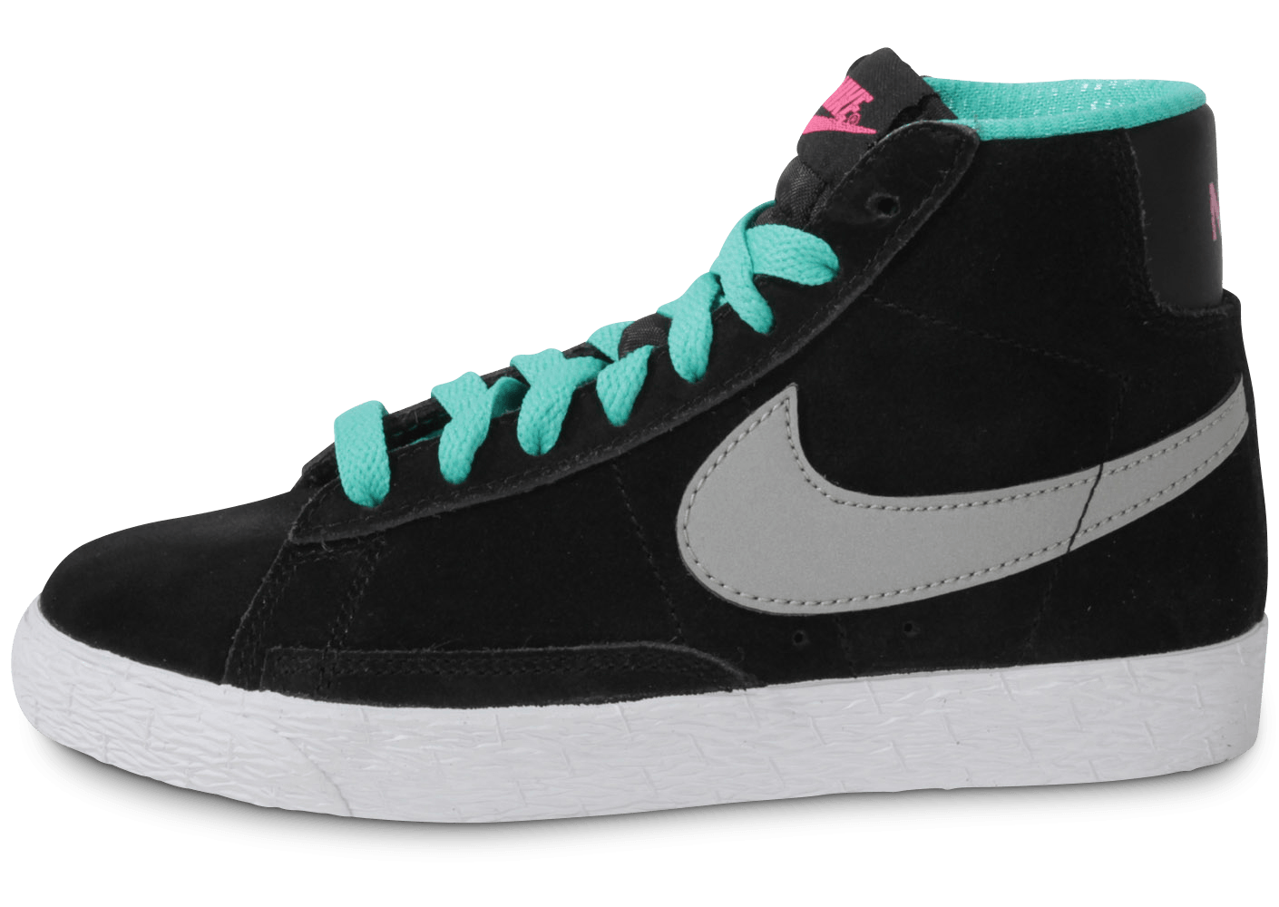 nike blazer noire et grise enfant chaussures chaussures. Black Bedroom Furniture Sets. Home Design Ideas