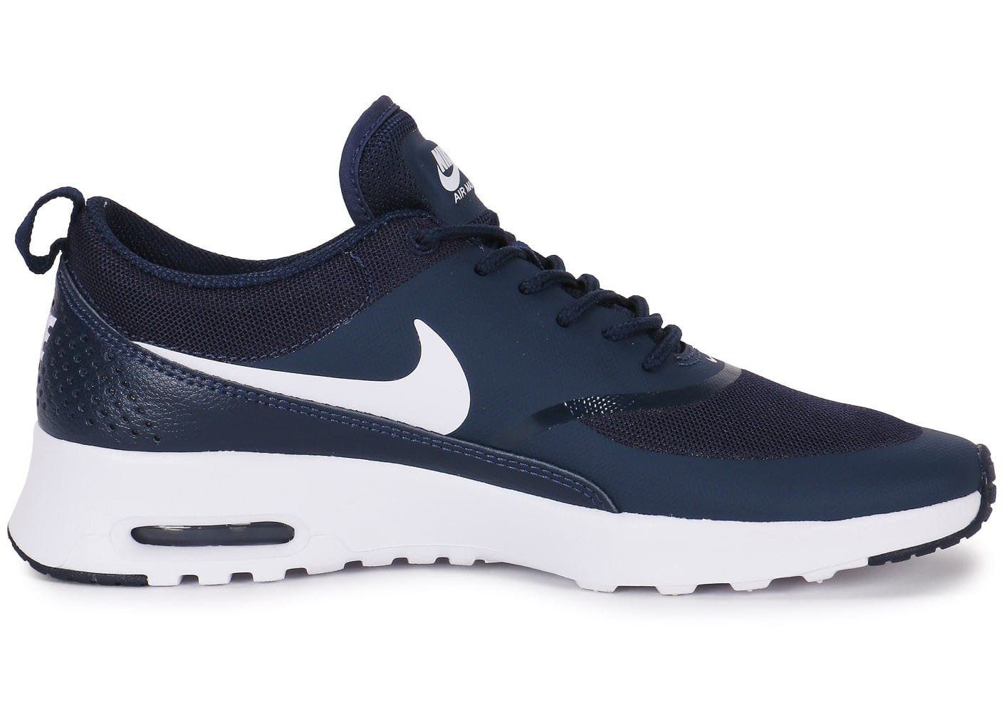 nike air max thea bleu marine chaussures chaussures. Black Bedroom Furniture Sets. Home Design Ideas