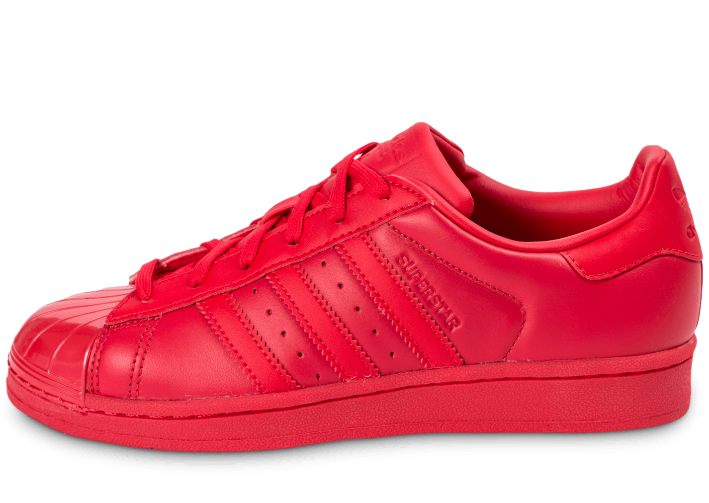 adidas superstar glossy toe rouge chaussures adidas. Black Bedroom Furniture Sets. Home Design Ideas