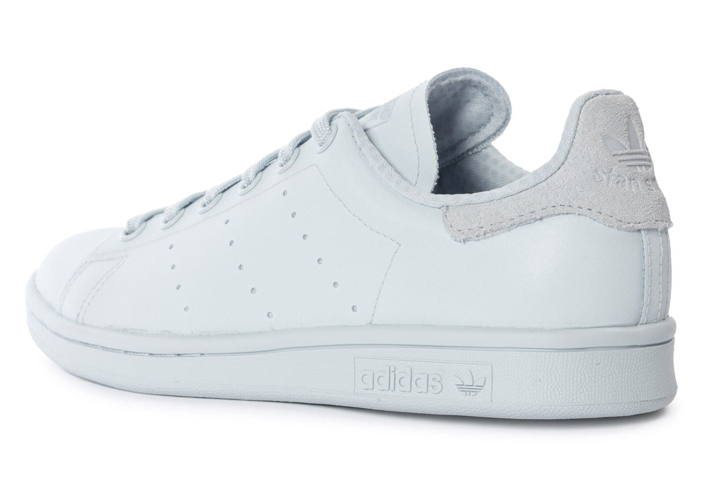 Chaussures adidas Stan Smith Adicolor W Halo Blue vue avant