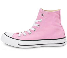 Chaussures Converse Chuck Taylor All Star montante rose