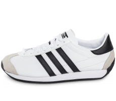 Chaussures adidas Country OG Junior blanche et noire