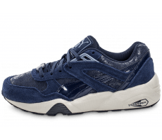 Chaussures Puma Trinomic R698 Element Specific bleu marine