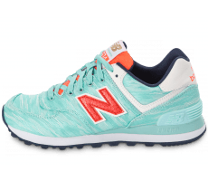 Chaussures New Balance WL574 SIB Summer Waves