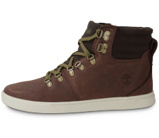 Chaussures Timberland GROVETON ALPINE HIKER MARRON