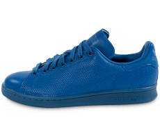 Chaussures adidas Stan Smith Adicolor W bleu