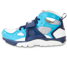 Chaussures Nike TRAINER HUARACHE JUNIOR BLEUE