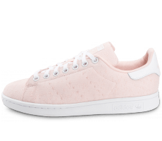Chaussures adidas Stan Smith Textile Junior rose