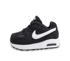 Chaussures Nike Air Max Command Flex leather Bébé noir
