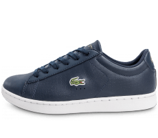 Chaussures Lacoste Carnaby EVO Croc bleu marine