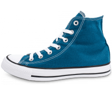 Chaussures Converse Chuck Taylor All-Star Mid bleue