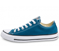 Chaussures Converse Chuck Taylor All-Star Low OX bleue